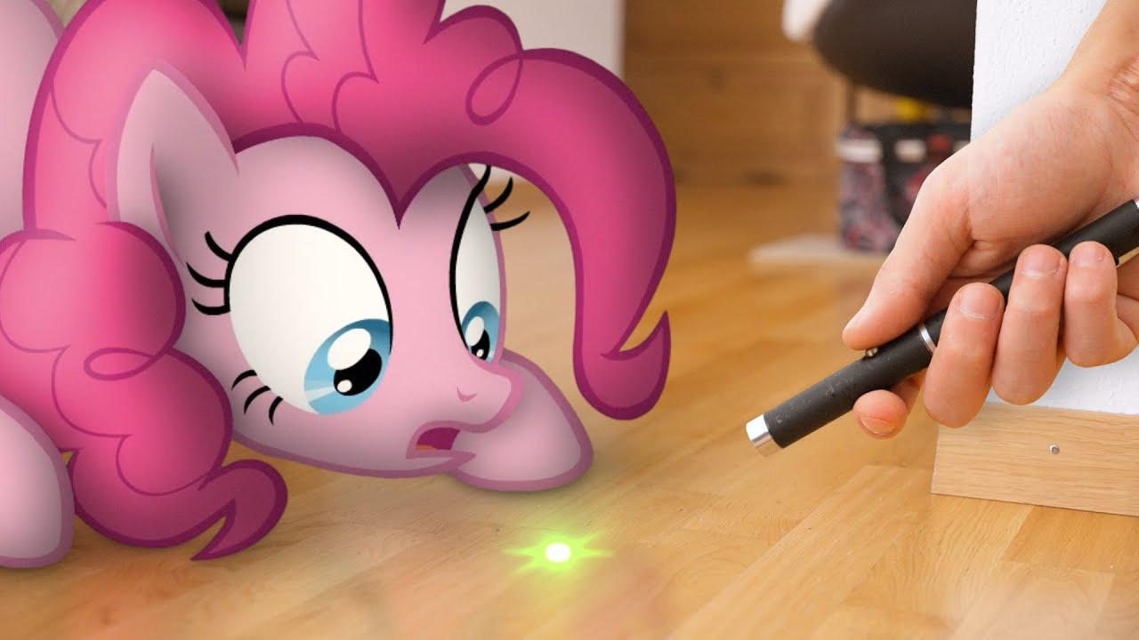 Nowy przyjaciel Pinkie Pie!