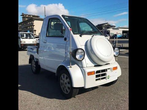 1996 Daihatsu Midget2 K100P-002993 Japanese #Mini Truck For Sale Japan #Kei Truck Used Car Vehicle