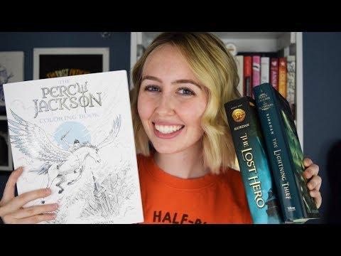 HOW TO READ RICK RIORDAN'S PERCY JACKSON BOOKS