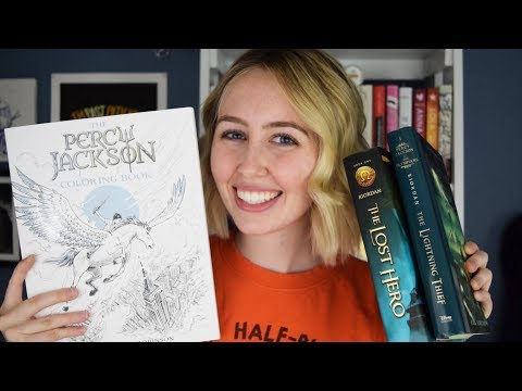 HOW TO READ RICK RIORDAN'S PERCY JACKSON BOOKS
