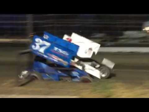 Winged 360 Trophy Dash @Kings Speedway