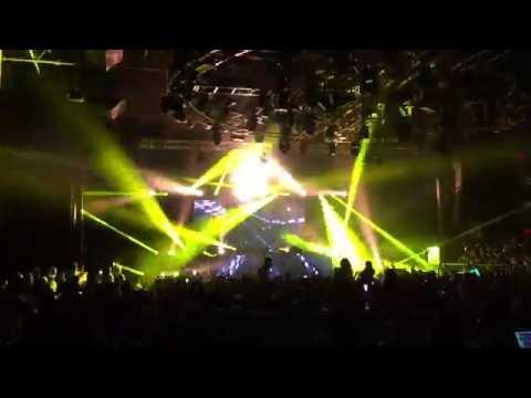 Hardwell - Intro & Live The Night (Live at Myth Nightclub, 2016)