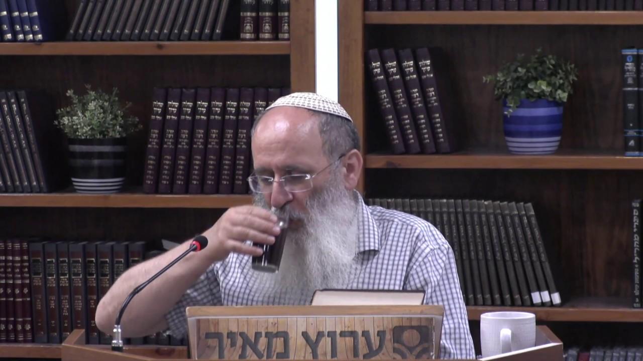 הרב אורי שרקי - האמוראים וישיבות בבל - מבוא לתושבע שיעור מספר 12