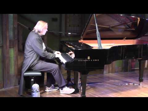 Rick Wakeman at Sonning Mill Theatre charity night 2013