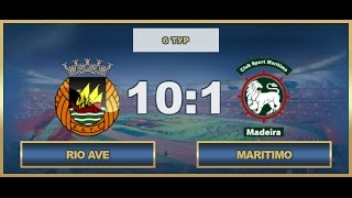 AFL17. Beneport. Day 6. Rio Ave-Maritimo