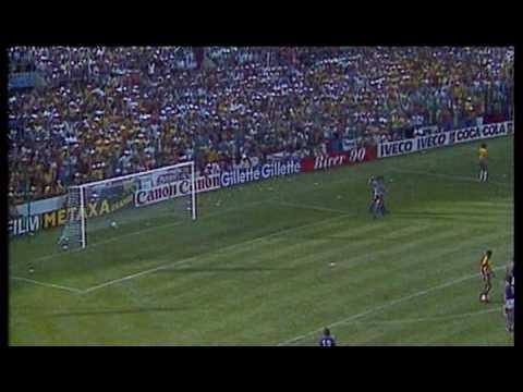 Mondiali 1982 Sintesi Di Italia Brasile 3 2 Parte 2