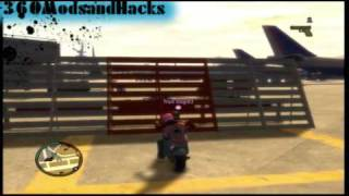 GTA 4 Zombie Bike (With Mods) (Xbox 360)