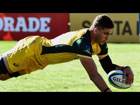 2019 World Rugby U20s Championship: Junior Wallabies vs Argentina