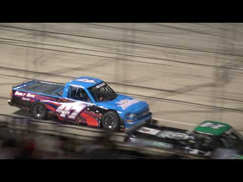 Madison International Speedway Midwest Truck Feature Aug 16 2019