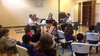 Fifth Avenue Strings play Shenandoah