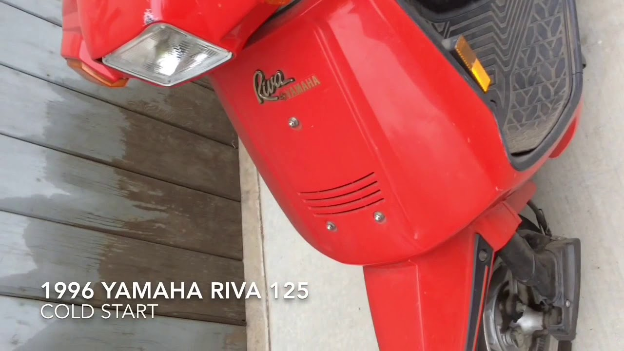 yamaha riva 125 wiring schematic yamaha riva 125 starter whizz problem temporary fix bendix gear  yamaha riva 125 starter whizz problem