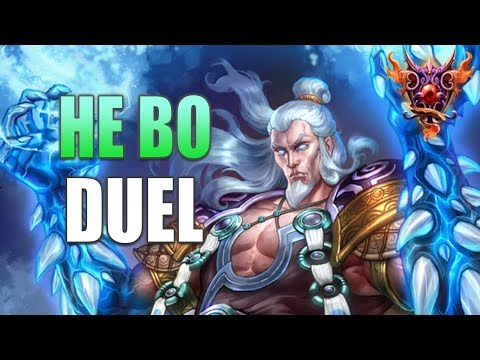 SMITE: He Bo Duel Gameplay | Masters Ranked | Who Buys Defense?