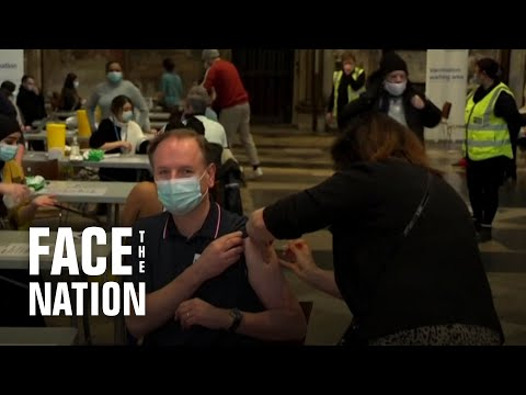 Infections surge across Europe as global community sees hope in vaccines