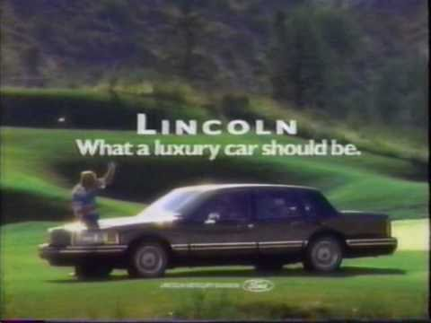2003 lincoln town car commercial doovi. Black Bedroom Furniture Sets. Home Design Ideas
