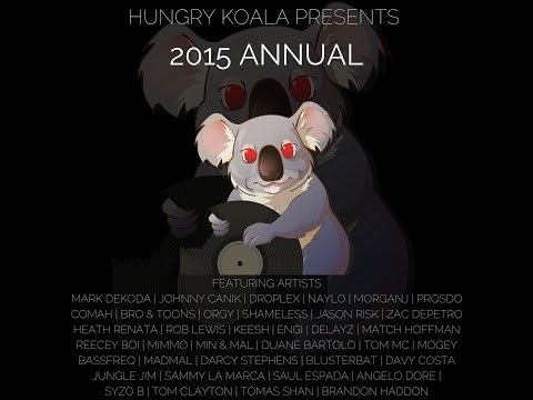 Hungry Koala Annual 2015 CD 2 : Mixed By...