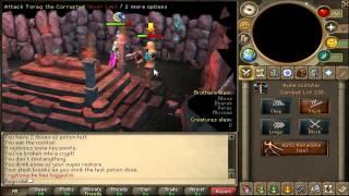 Commentary - FSF - Barrows in Rune Armor