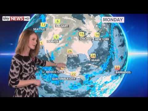 17:11PM       Sky News World Weather Forecast