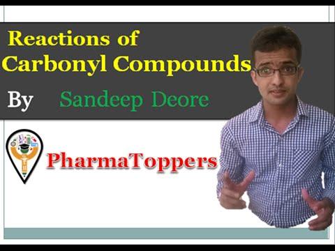reaction-of-carbonyl-compounds