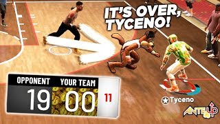Down 0 to 19 against a MASCOT in NBA2K19! (Impossible COMEBACK Attempt)