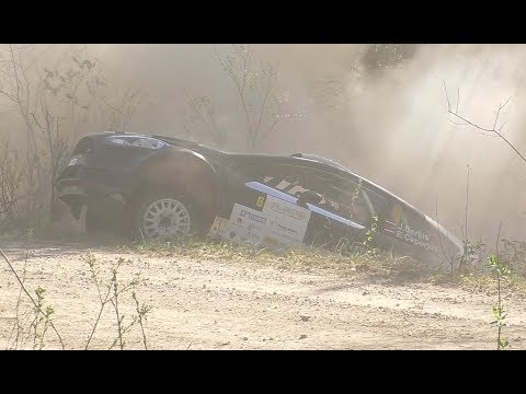 Tallinna ralli 2018 / crash, mistakes, moments