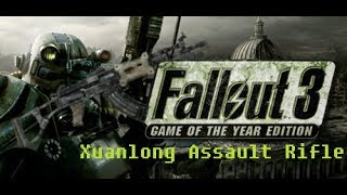 Fallout 3 Collection: Xuanlong Assault Rifle