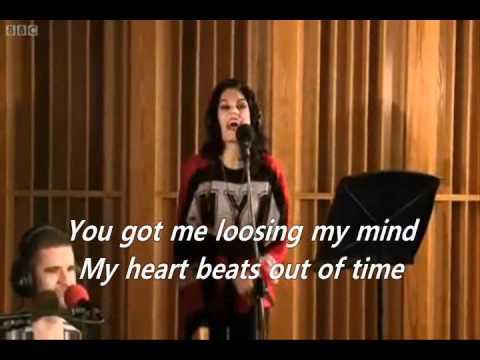 Jessie J. - Domino (Live lyrics).mp4