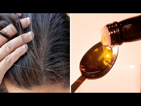 Is Your Hair Turning Grey Prematurely? Try Olive Oil!