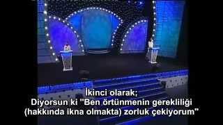 Genç Kızın Örtünmek Hakkındaki Sorusu - Peace Tv (Türkçe Altyazılı)