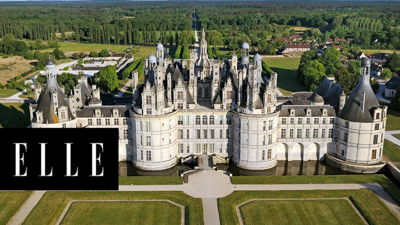 20 Of The World S Most Beautiful Castles Elle