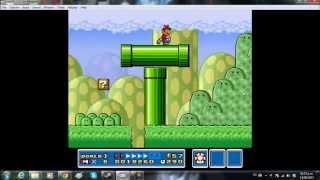 Super Mario bros 3 - (problemas en el LV 4 y terminando el 1er mundo, con pocos secret)