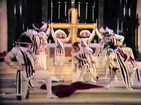 Cardinal Burke commends Los Seises by Andahazy Ballet Company