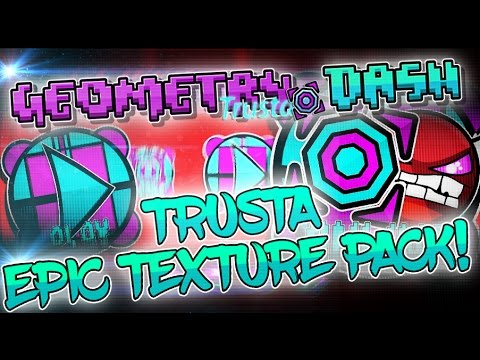 how to reset geomety dash textur pack