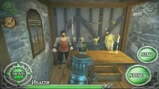 RavenSword: The Fallen King Wireless Game Trailer - Debut