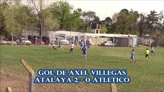 Compacto Atalaya 3 vs 1 Atlético Carlos Paz  - LCF 2018