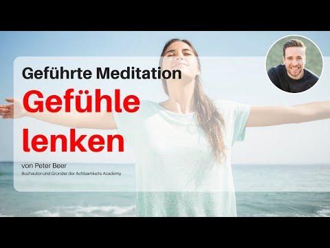 Geführte Meditation: Hilfe bei Angst, Depression und Burnout