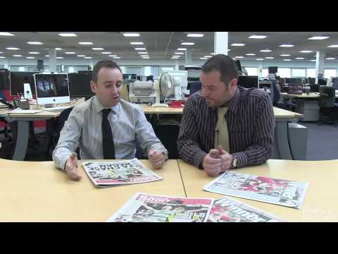 Daily record football show - gavin berry and gregor kyle on ally mccoist's resignation from rangers
