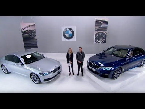 The new BMW 5 Series live with Nicki Shields: Design.