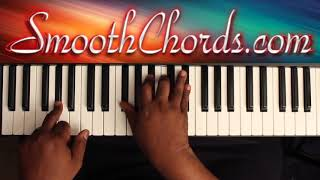 Is My Living In Vain (Eb) - The Clark Sisters - Piano Tutorial