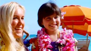 My Wish: Bethany Hamilton surfs with Kendall