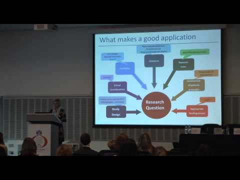 EASO YIU: UK Funding Opportunities and Grant Applications Pr