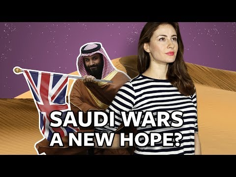 #ICYMI: War, torture or humanitarian crisis? Britain will always welcome the Saudis
