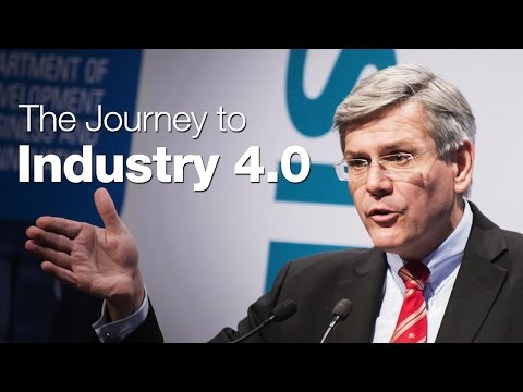 The Journey to Industry 4.0 - Jeff Connolly