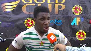 Reactions: Rugby Africa Gold Cup: Uganda Vs Zimbabwe Interviews
