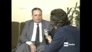 Giulio Borrelli intervista Rocco Chinnici