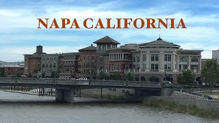 Exploring Downtown Napa California