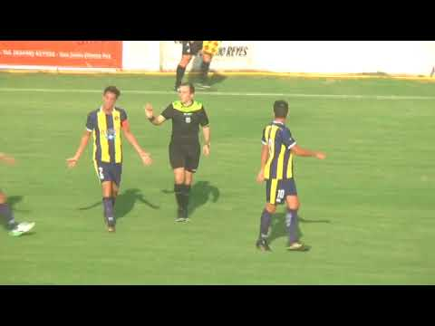 Sanjustino vs el quilla gol Jehiel Bazan Torneo Federal C
