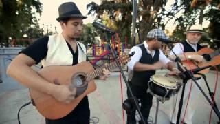 Trio Cuba ile en Plaza Yungay  - La Negra Tomasa