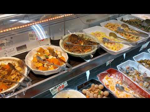 安城市 食品スーパー 水曜恒例 お惣菜バイキング