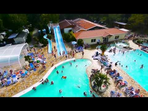 Camping Mayotte Vacances : Film aérien // Aerian video [HD]