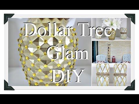 DIY Glam Summer Ideas|| Vase || Sign|| Tealight Holders